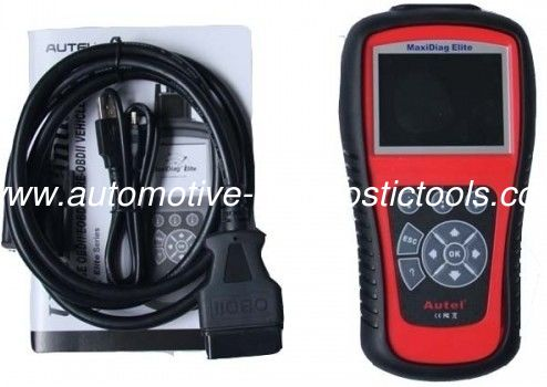Autel Maxidiag Elite MD702 Diagnostic Tool for European Vehicles , Update By Internet Free