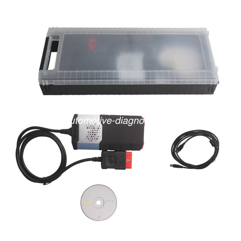 TcsCdp DS150E With Bluetooth Auto Diagnostic Tool 2014.03V Works With Cars and Trucks