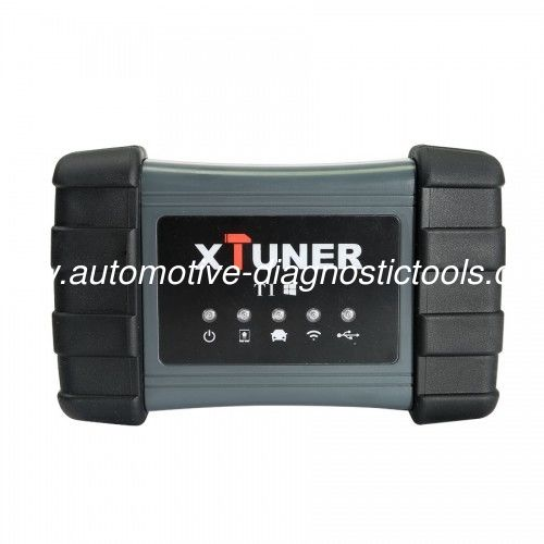 WIFI XTUNER T1 Truck Diagnostic Tool Support DTC Live Data Special Function