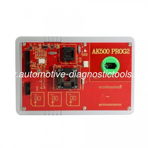 AK500 PRO2 Super Car Key Programmer For Mercedes Benz Without Remove ESL ESM ECU
