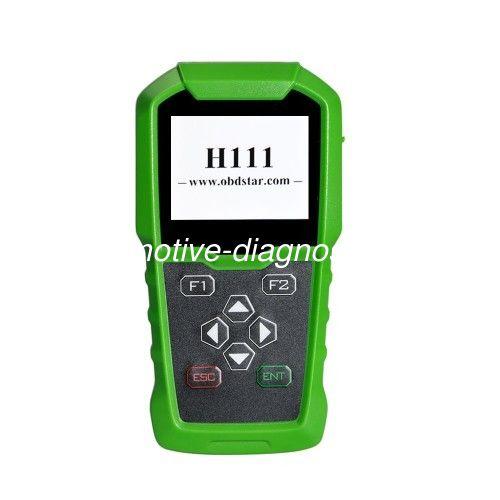 OBDSTAR H111 Opel Car Key Programmer & Cluster Calibration via OBD