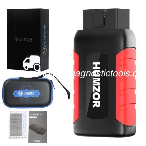 Humzor NexzDAS ND606 Truck Diagnostic Tool
