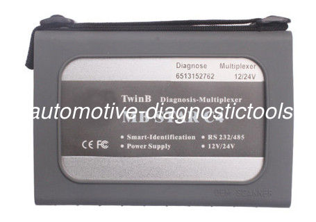 Multiplexer Mercedes Diagnostic Tool Durable CE Approval For MB Star Compact 4