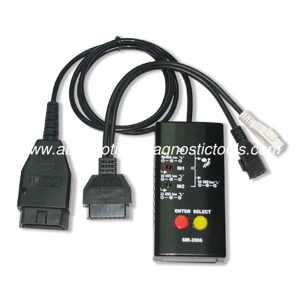 OBD2 CAN BUS Service Interval Airbag Reset Tool